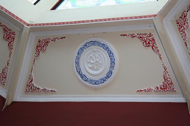 arsitektur masjid cheng hoo surabaya