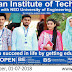 Usman Institute of Technology (UIT) Affiliated with NED Admission 2018 Karachi