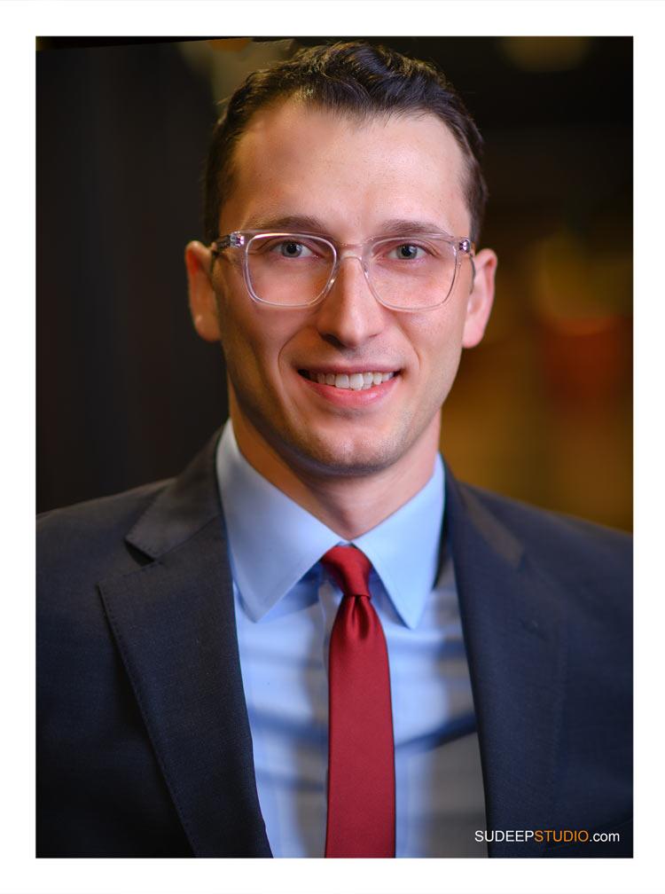 Professional Portraits for Healthcare Research Social Media Profile Ann Arbor Portrait Photographer