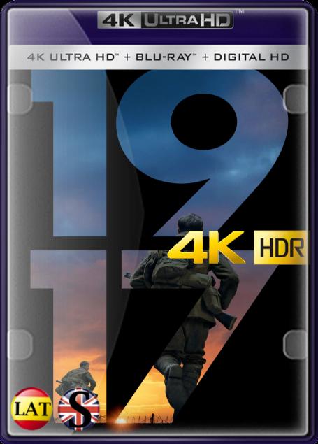 1917 (2019) 4K UHD HDR LATINO/INGLES