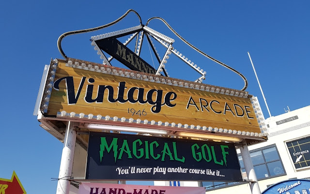Magical Golf in Felixstowe