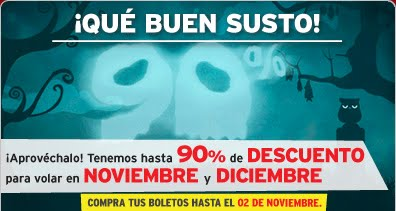 Promocion De Susto Boletos De Avion Elitours Ofertas