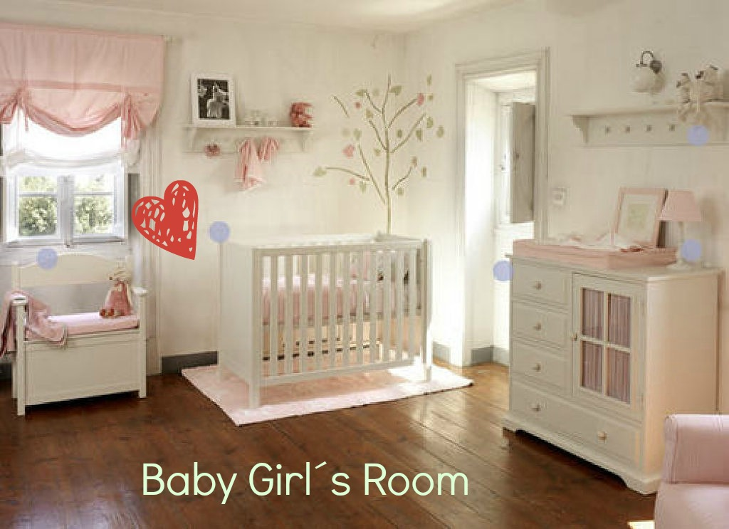 Annchic baby girl s project room for Deco habitacion bebe