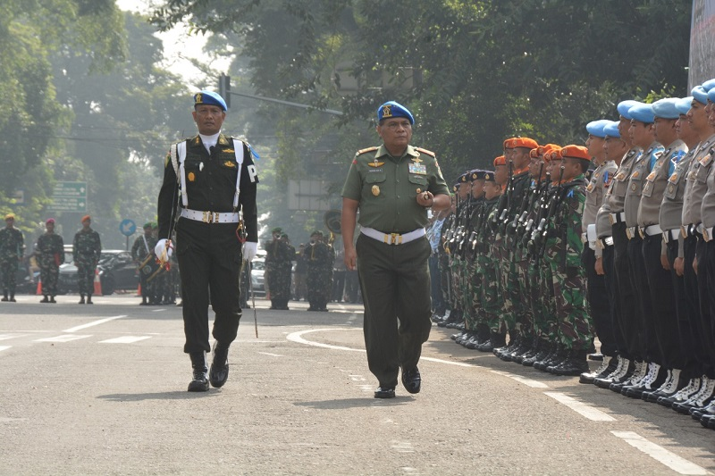 Pangdam III/ Siliwangi : TNI Dituntut Untuk Terus Meningkatkan Profesionalitasnya