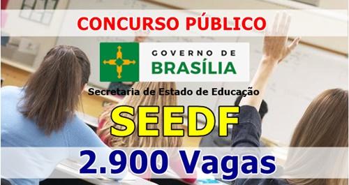 Apostila Concurso SEEDF 2016