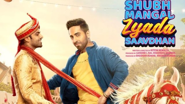 Shubh Mangal Zyada Saavdhan Budget, Box Office, Hit or Flop, Screen Count, IMDB Rating, Public Review, Poster, Star Cast, Trailer, All songs, Wiki details: