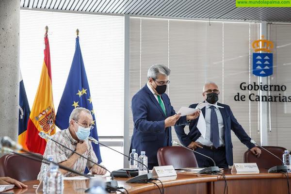 Los Presupuestos canarios podrían sumar otros 1.000 millones de euros con los fondos europeos y estatales pendientes