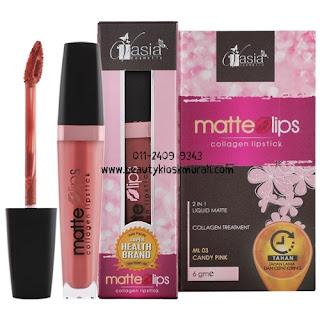 Matte Lips ML03 Candy Pink V'asia
