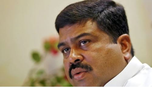 Dharmendra Pradhan inducted as new Education Minister