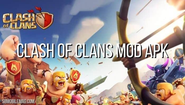 Clash of Clans Mod APK, Clash of Clans Mod APK Download, COC Mod APK, COC Mod APK Download