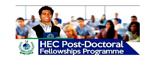 HEC Postdoctoral Fellowship Program Phase-III - Apply Online 2021