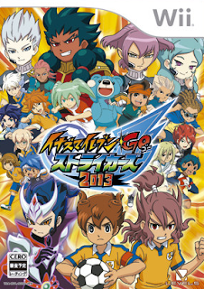 Inazuma Eleven GO Strikers Cover