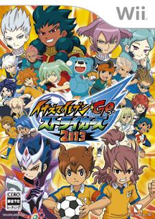 Inazuma Eleven GO Strikers Cover