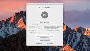 اداة iCloudBypassCA لتخطي الـ iCloud بضغطة زر واحدة