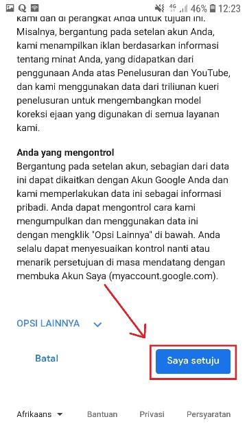 Cara Membuat Akun Gmail Baru Di Hp Kepomedia Com