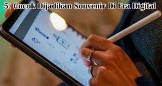Cocok Dijadikan Souvenir Di Era Digital merupakan salah satu manfaat dan kelebihan pulpen stylus