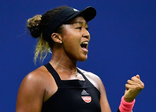Naomi Osaka said it's still 'surreal' to see Serena Williams in real life despite beating her in 2 Grand Slams