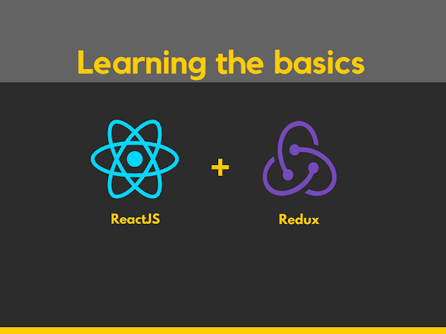 Learning the basics - React and Redux