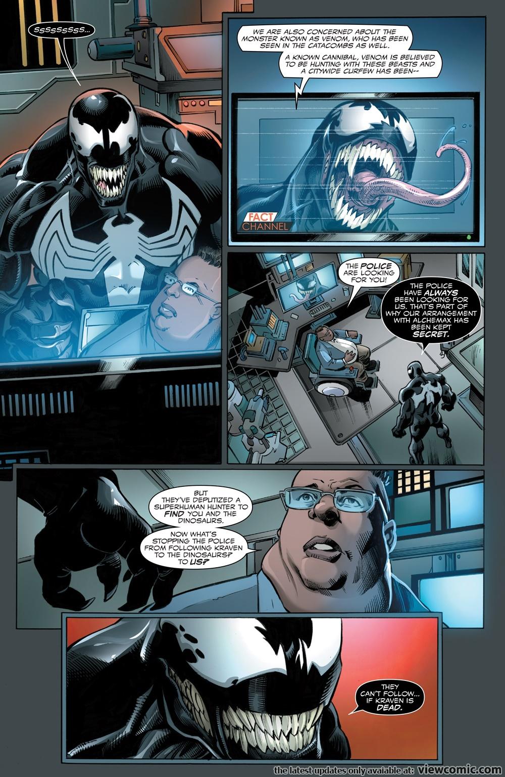 Venom v3 157 (2018) …………………………… | Reading Comics Online For Free
