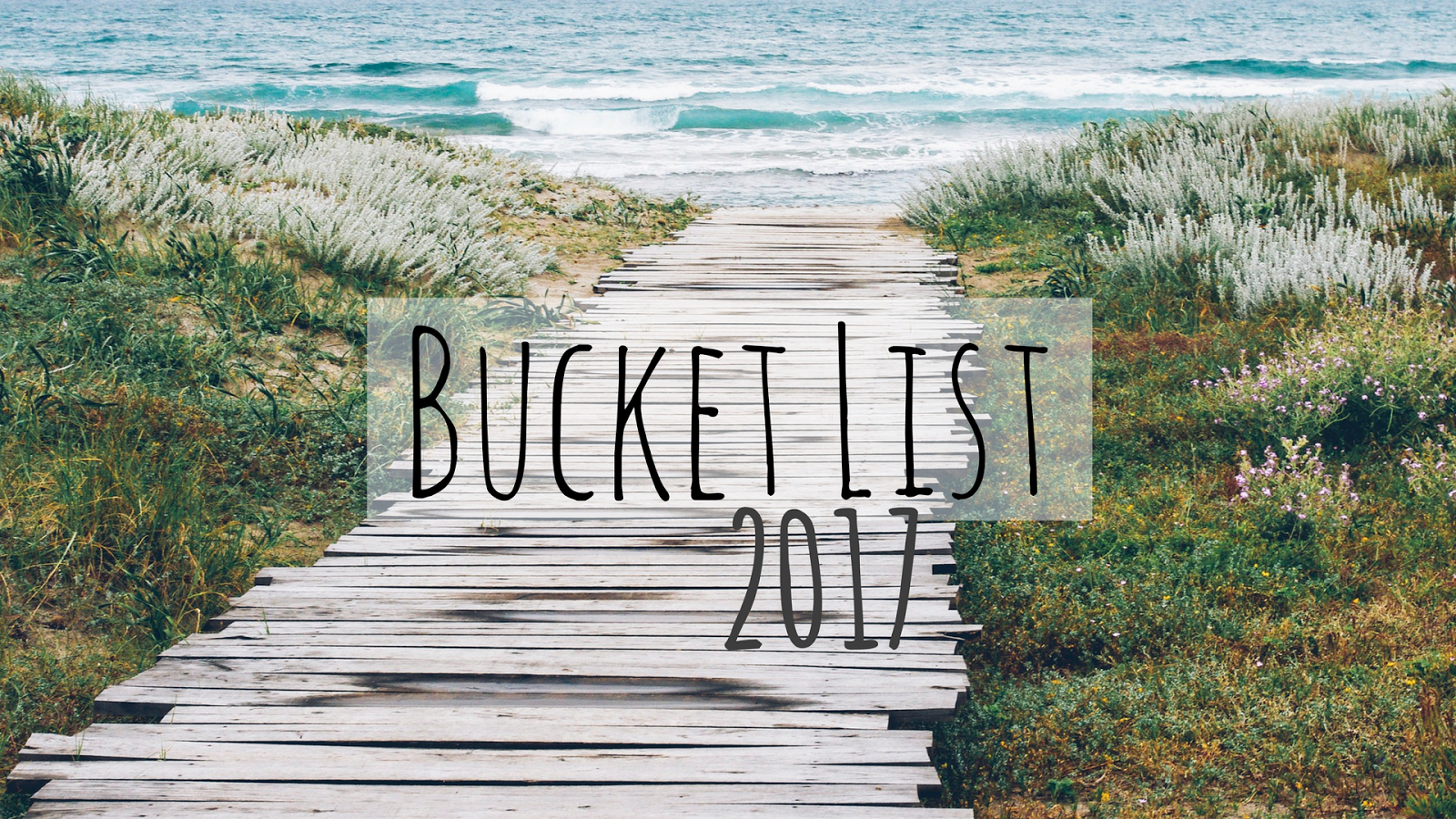 bucket list, inspiration, lifestyle, travel, 2017, new year, nye, holidays, book, fitness, bake