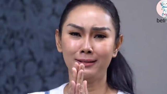 Tahu akan Diceraikan Tapi Ingin Meninggal di Pelukan Vicky Prasetyo, Kalina: Aku Pelacurnya Kamu