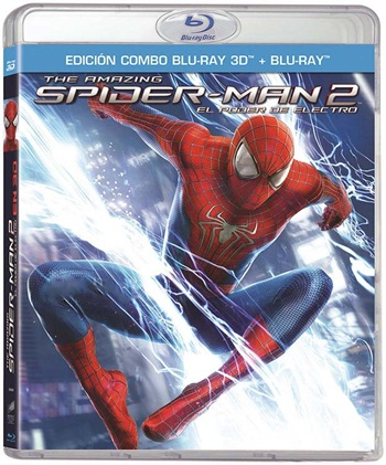 The Amazing Spiderman 2 3D SBS Latino