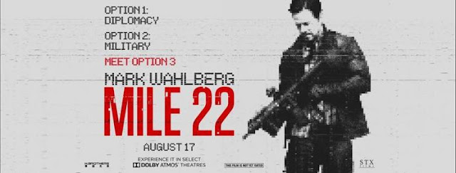Mile 22 2018 Stars Mark Wahlberg