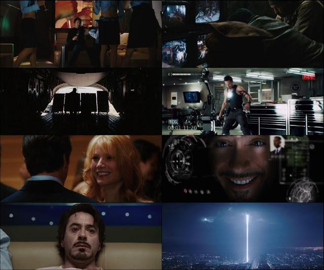 Iron Man 2008 Dual Audio ORG 1080p BluRay