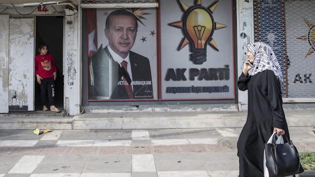 Η εισβολή του Ερντογάν στη Συρία εκθέτει τα δύο μέτρα και δύο σταθμά της Ευρώπης