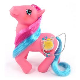 My Little Pony Bubblefish Year Nine Precious Pocket Ponies G1 Pony