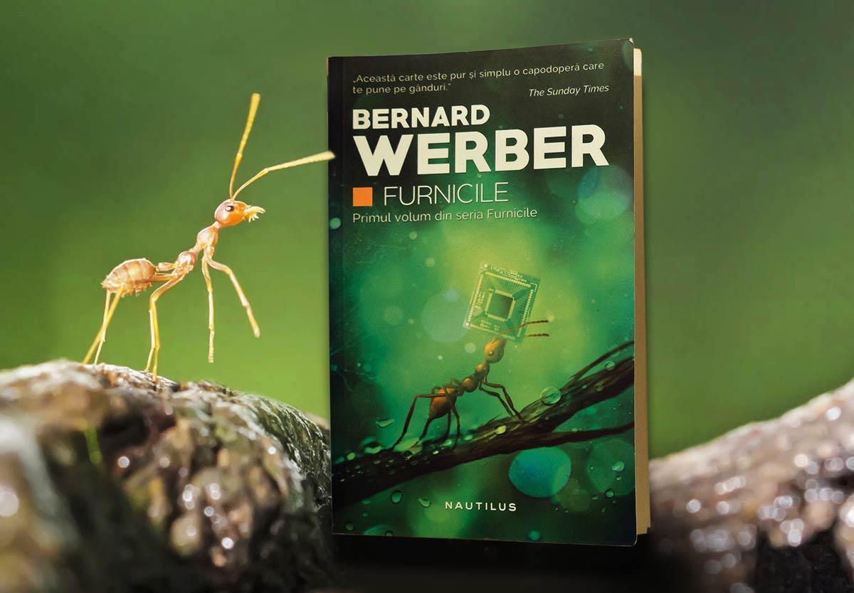 Recenzie Furnicile Bernard Werber