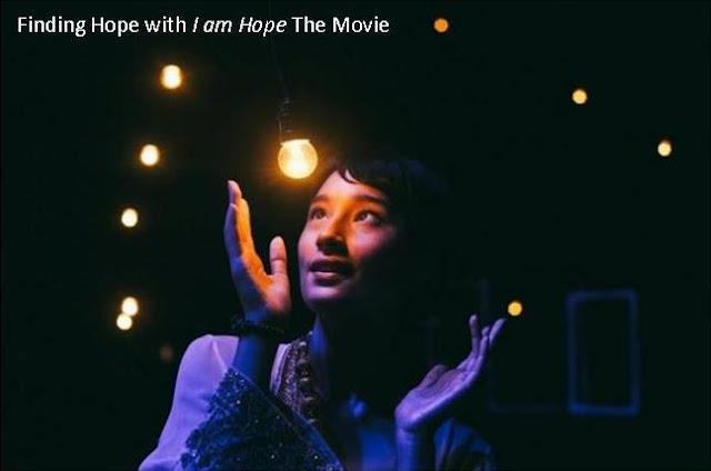 Tatjana Saphira dalam Hope