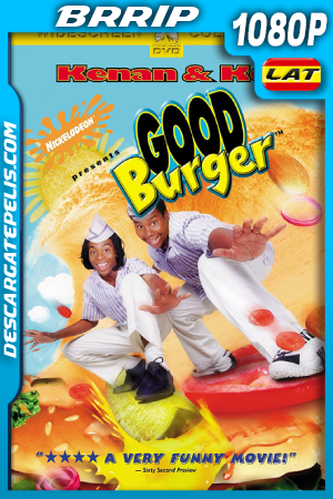 La Buena Hamburguesa (1997) 1080P BRRIP Latino – Ingles