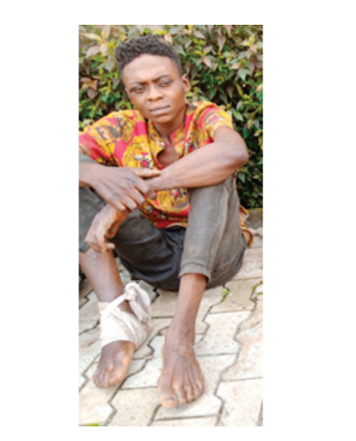 Man tells the story of how he beheaded his colleague at Ondo Indian hemp farm.