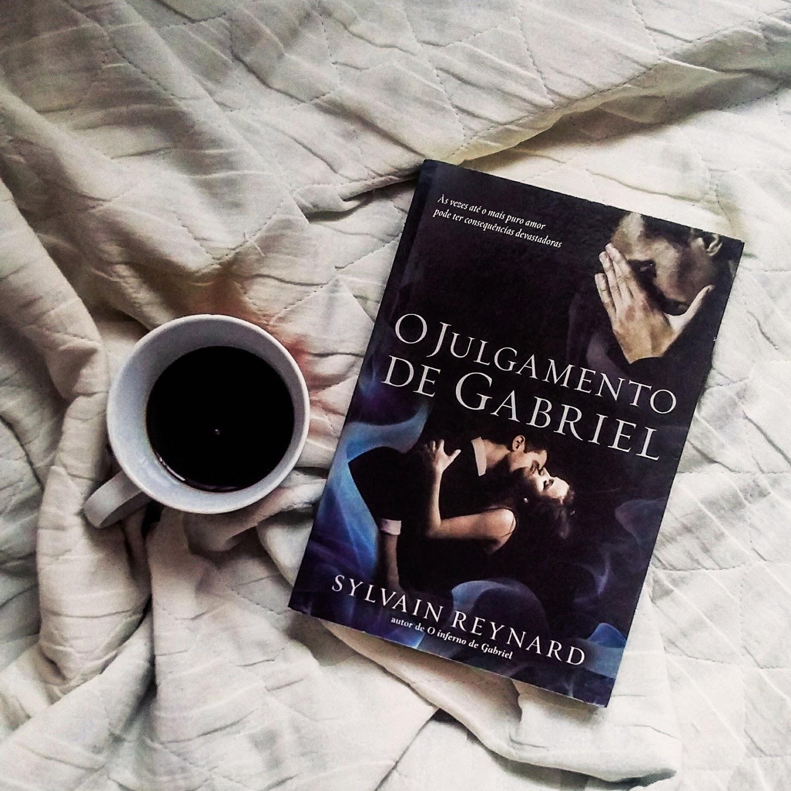 O JULGAMENTO DE GABRIEL #2 - SYLVAIN REYNARD