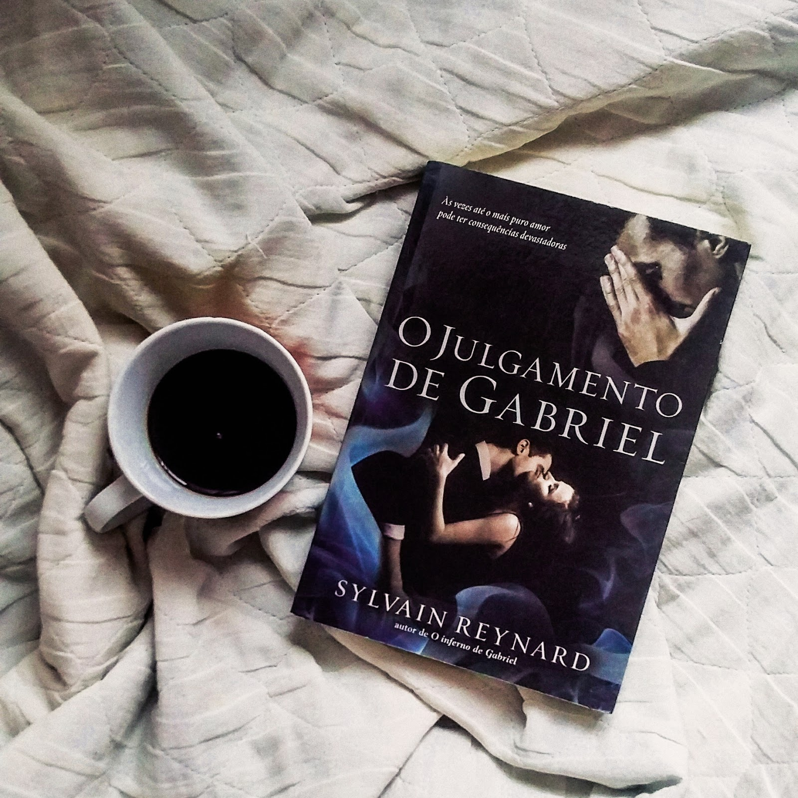O JULGAMENTO DE GABRIEL #2 - SYLVAIN REYNARD | BLOG CONFIDENT POR LETÍCIA CAETANO