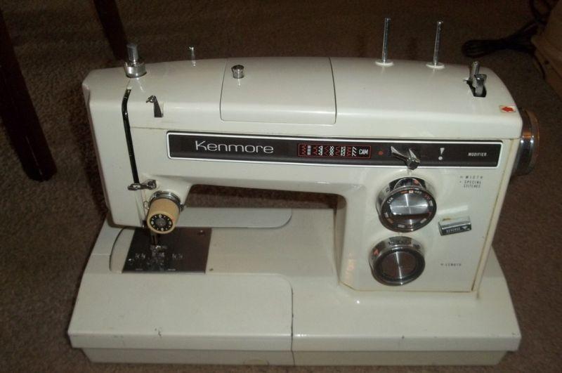 Kemore Viking Pfaff Elna Bernina Snap on Blind Hem Sewing Machine Presser Foot