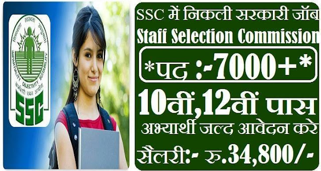 UKSSSC Recruitment 2017