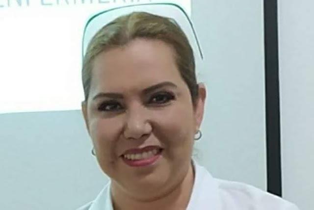 Ana María Fiesco Pineda, Enfermera Especialista de la Unidad Médica de Alta Especialidad (UMAE)