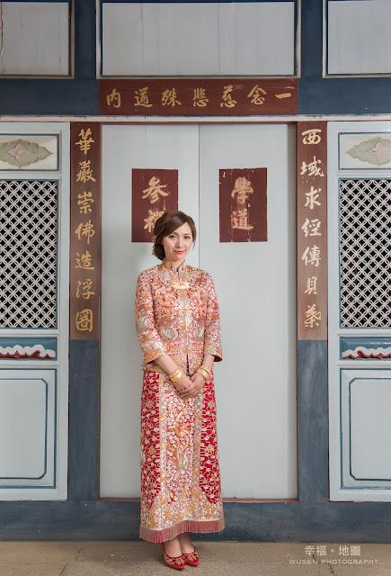 裙褂,龍鳳褂,台南,婚攝,台北,婚紗