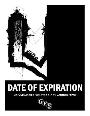 DATE OF EXPIRATION PDF -- DriveThruRPG