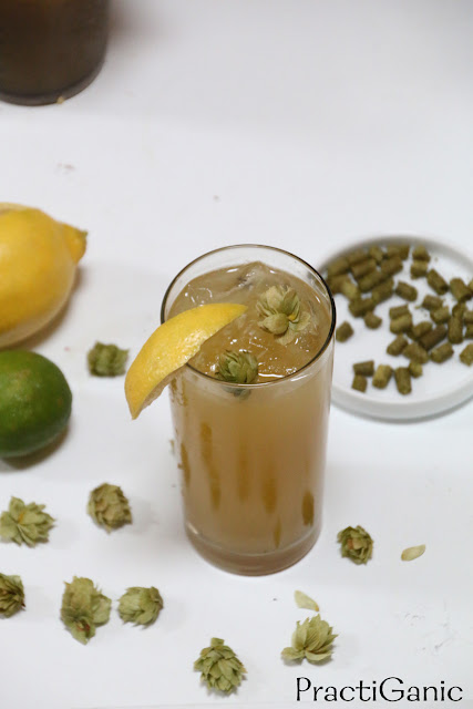 Hops Syrup