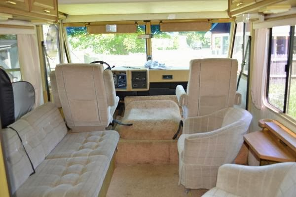 Used Rvs 1989 Chevrolet Winnebago P30 Camper For Sale By Owner