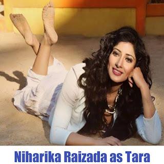 Niharika Raizada as Tara in Sooryavanhsi movie