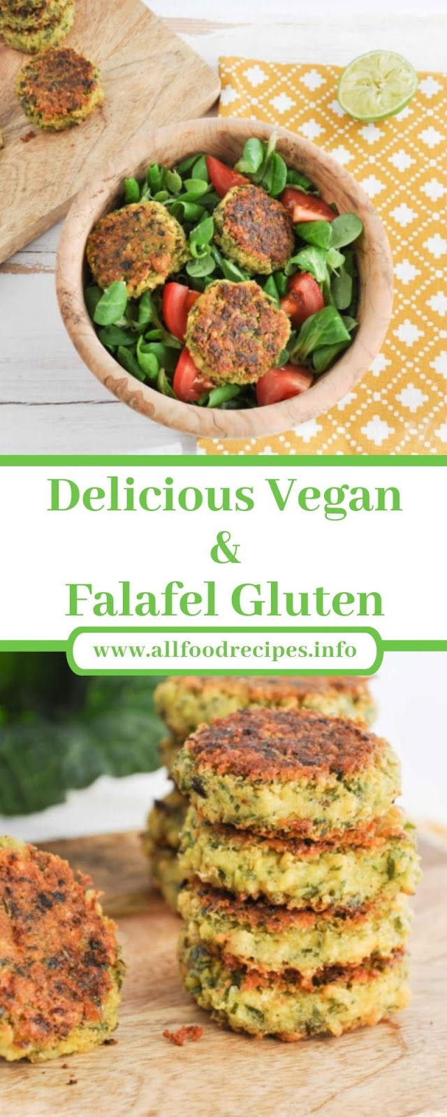 Delicious Vegan & Falafel Gluten