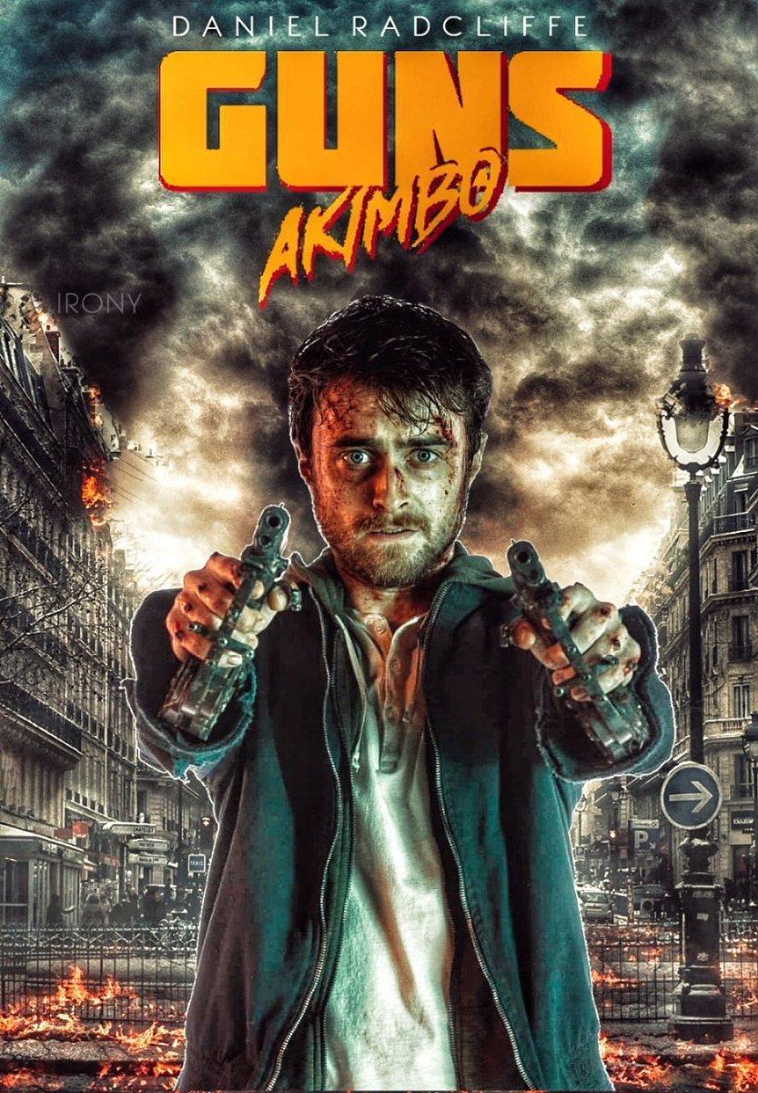 Guns Akimbo [2019] [CUSTOM HD] [DVDR] [NTSC] [Castellano]