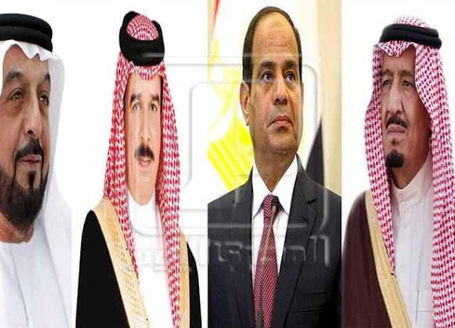 الأسباب الحقيقة وراء قيام السعودية ومصر والبحرين والإمارات واليمن  بقطع العلاقات مع قطر