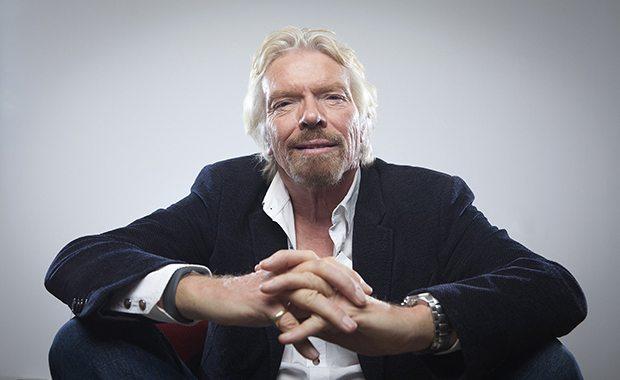 Richard Branson'a Göre Başarmak - Kurgu Gücü