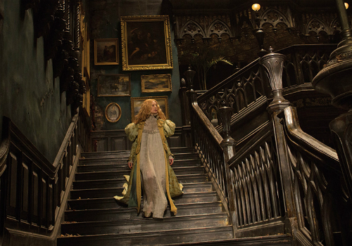 "Review of ""Crimson Peak."""