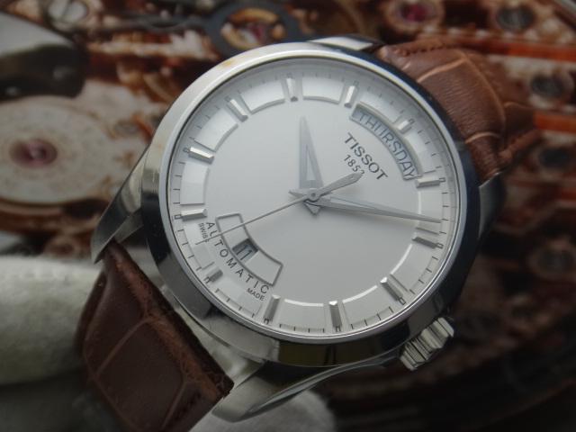 Ремешок часов tissot изготовляют из высококачественных материалов, если материал кожа то она должна быть только натуральной и самого высокого качества.
